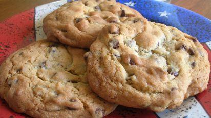 Big Chocolate Chip Cookies Recipe Genius Kitchen
