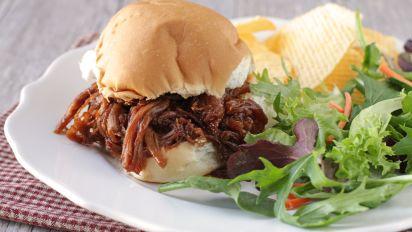 Pulled Pork Bbq Bbq Rub And Bbq Sauce Recipe Genius Kitchen
