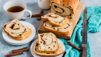 Worlds Best Cinnamon Raisin Bread Not Bread Machine Recipe Genius