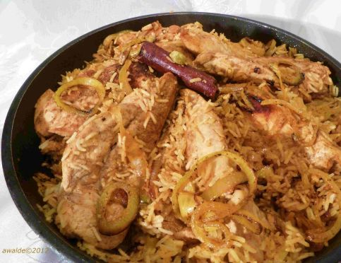 Saudi arabian recipes genius kitchen saudi arabian chicken top recipes forumfinder Images