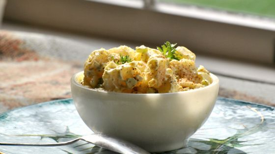 Richmond Potato Salad Free Recipe from Genius Kitchen