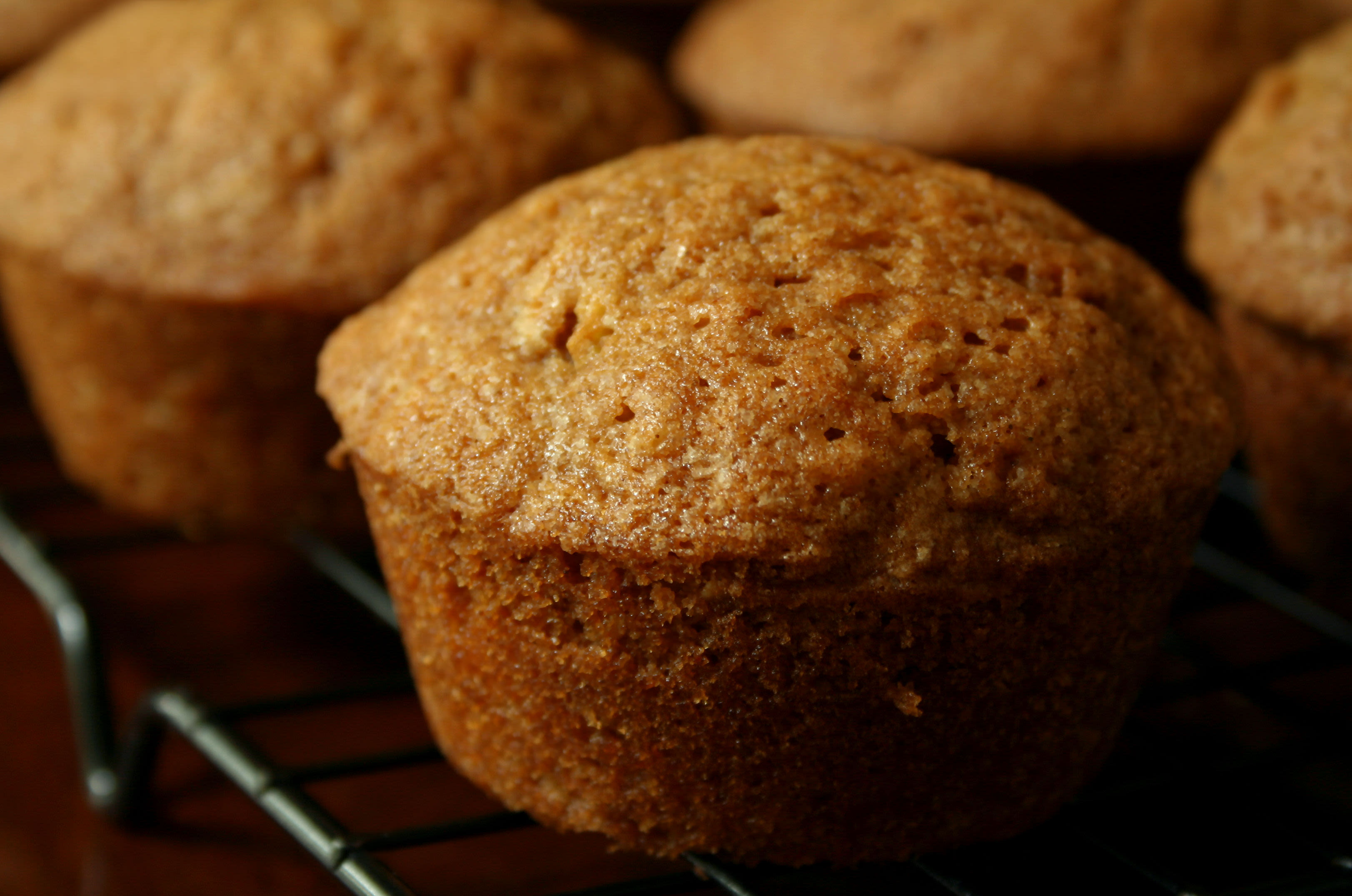 Zucchini Nut Muffins Recipe Genius Kitchen