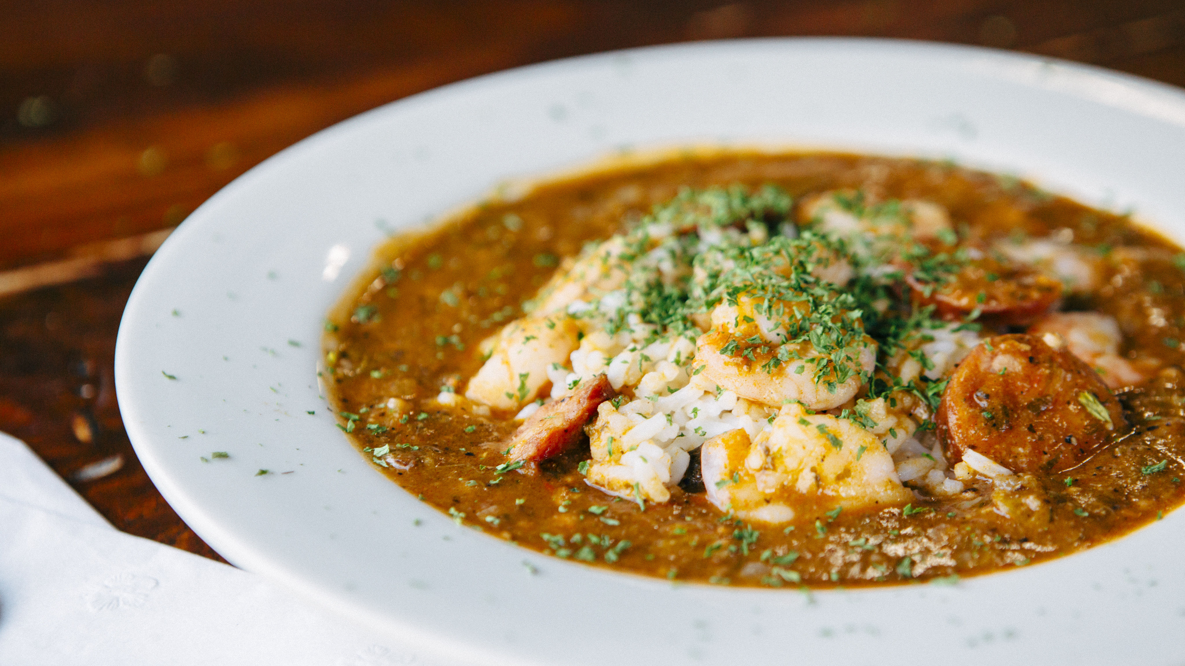 Genius kitchen have your food and watch it too creole gumbo forumfinder Images