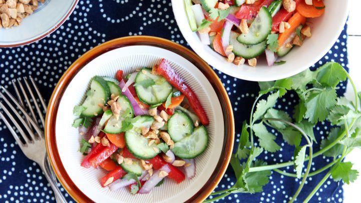 Cheap dinner party ideas genius kitchen thai dinner party forumfinder Gallery