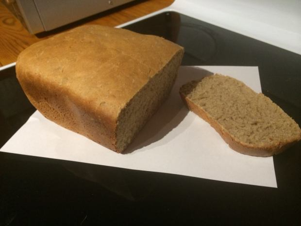 spelt bread recipe for bread machine