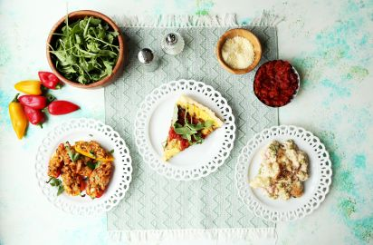 Genius kitchen recipes food ideas and videos enter our golden noms sweeps for a chance to win cash forumfinder Images