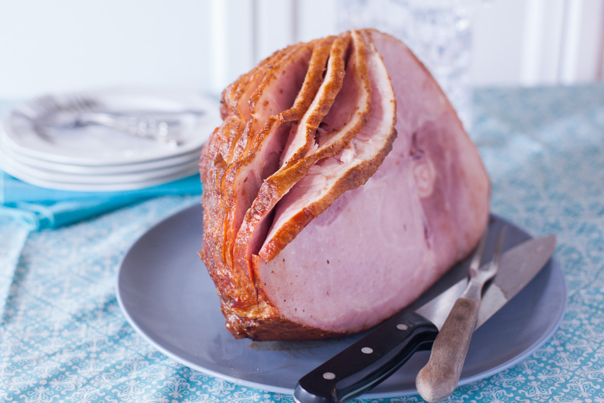 Honey Baked Ham The Real Thing Recipe Food Com