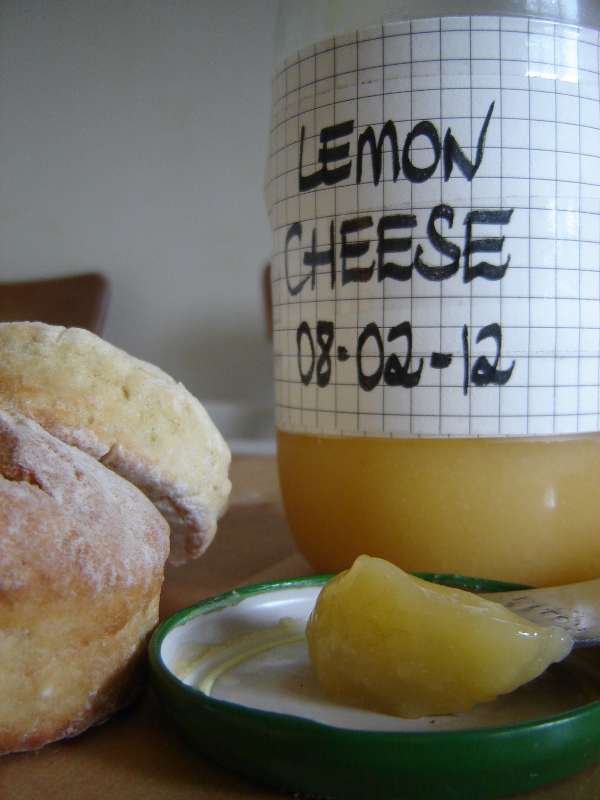 Lemon Cheese image