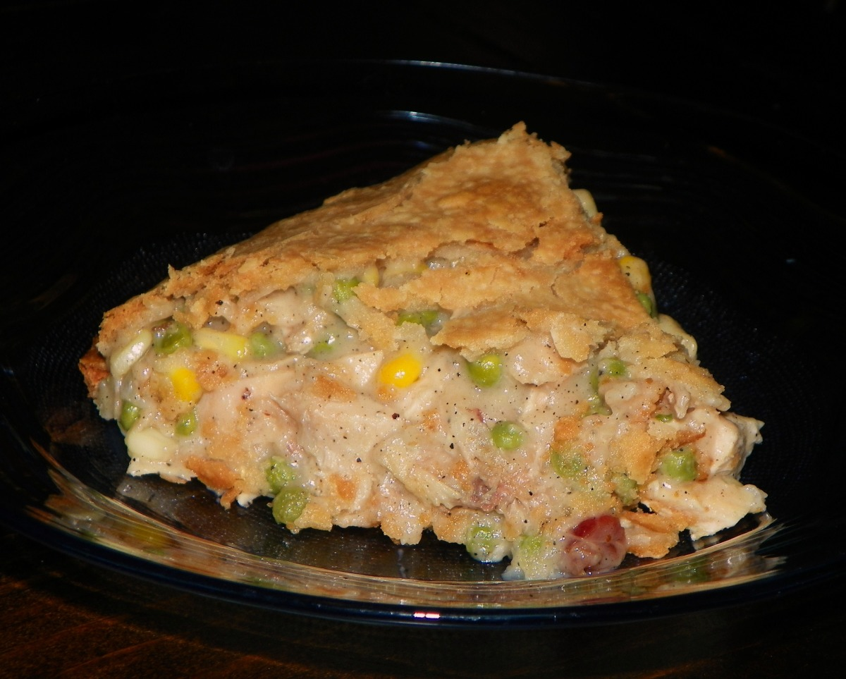 Chicken/Turkey Pot Pie image