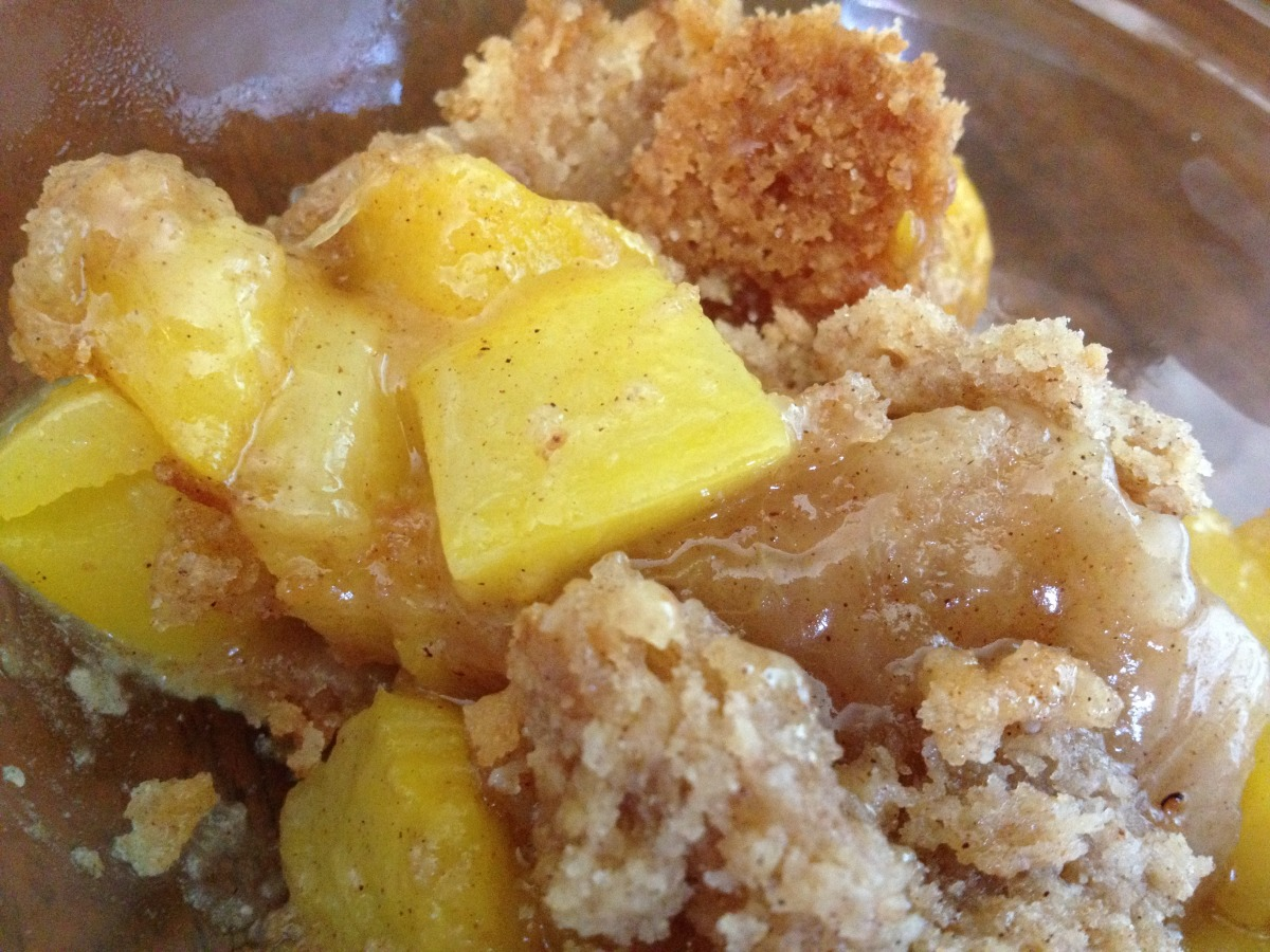 Zucchini Crisp (Apple Crisp) image