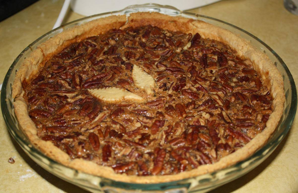 Simply Southern Pecan Pie image