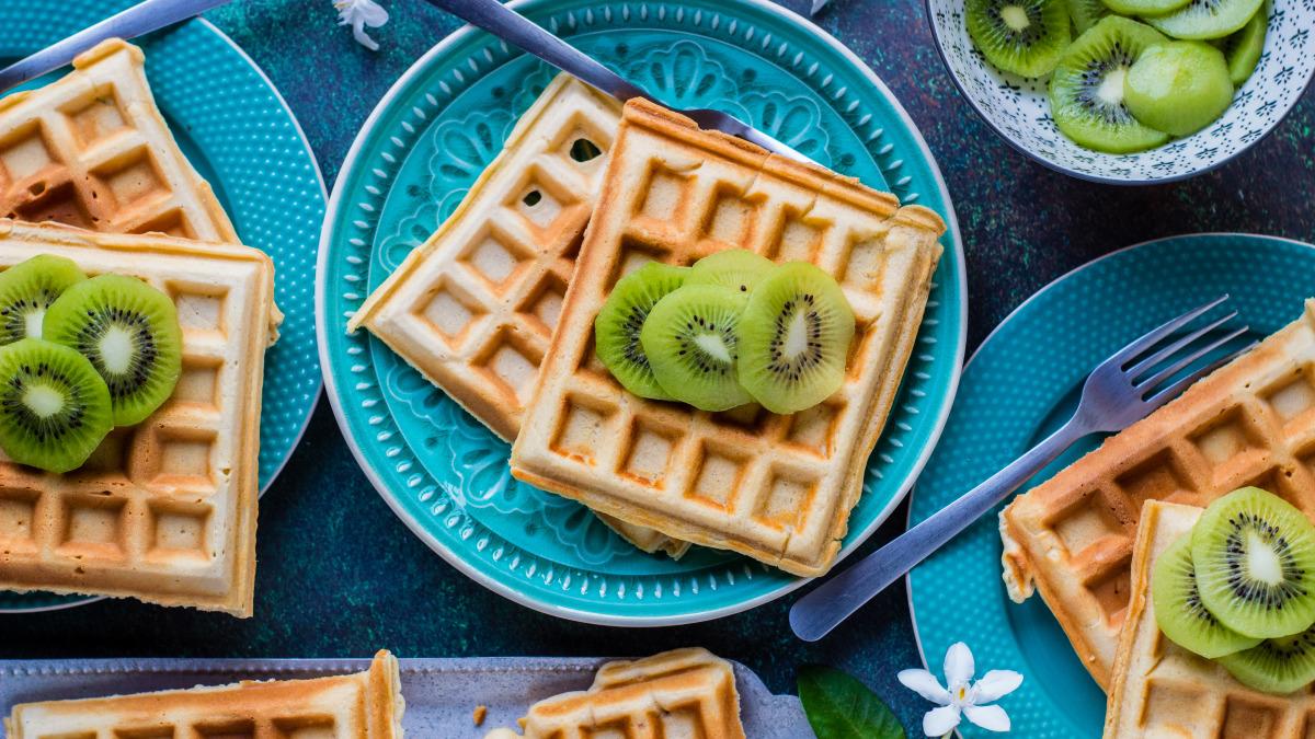 Basic Batter Waffles image