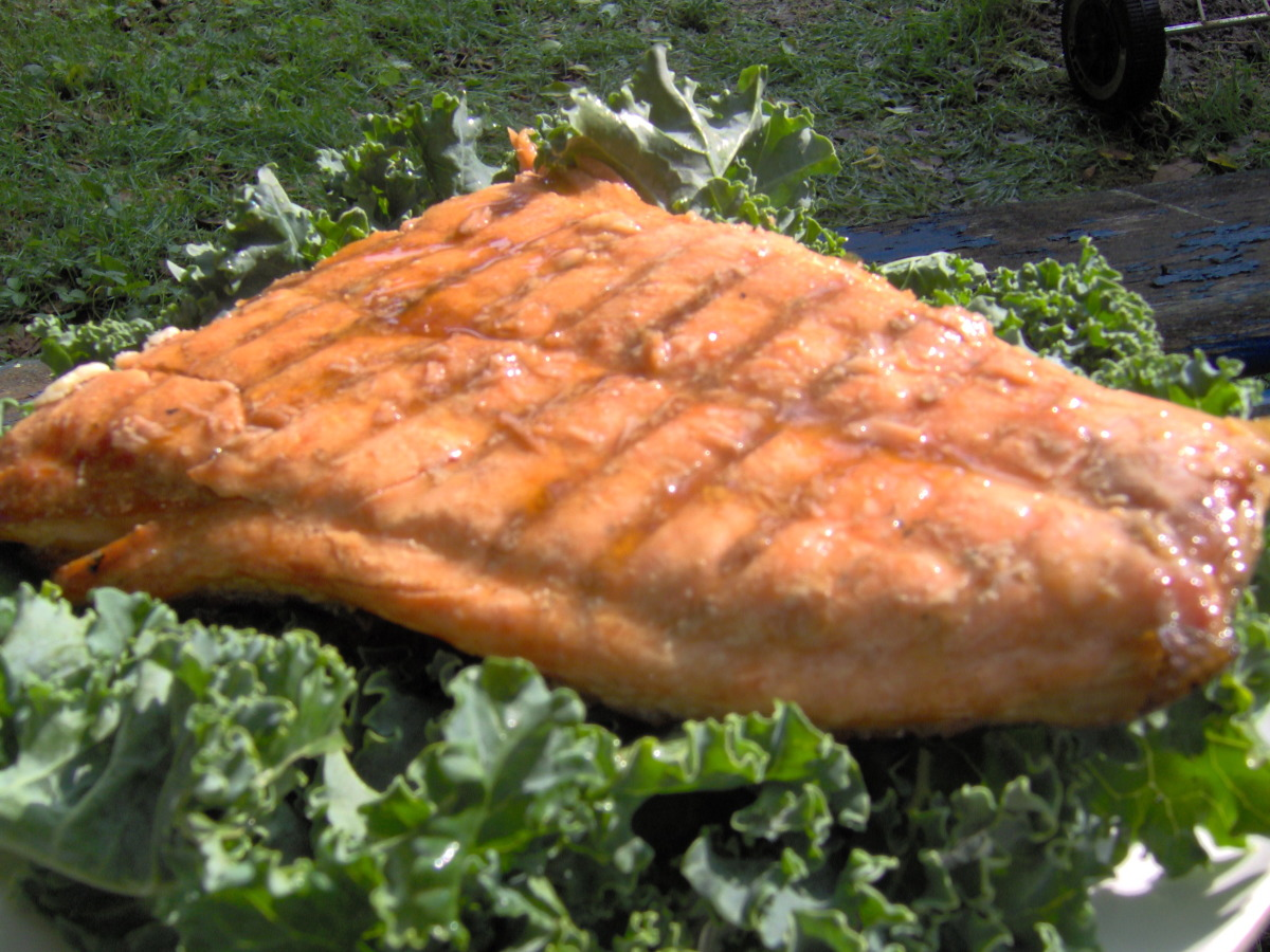 Best Grilled Salmon_image