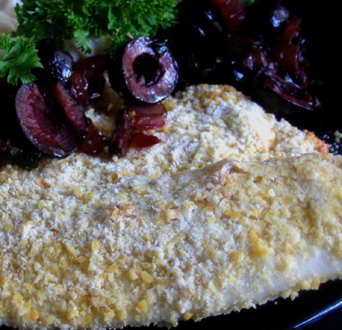 Oven Fried Catfish image