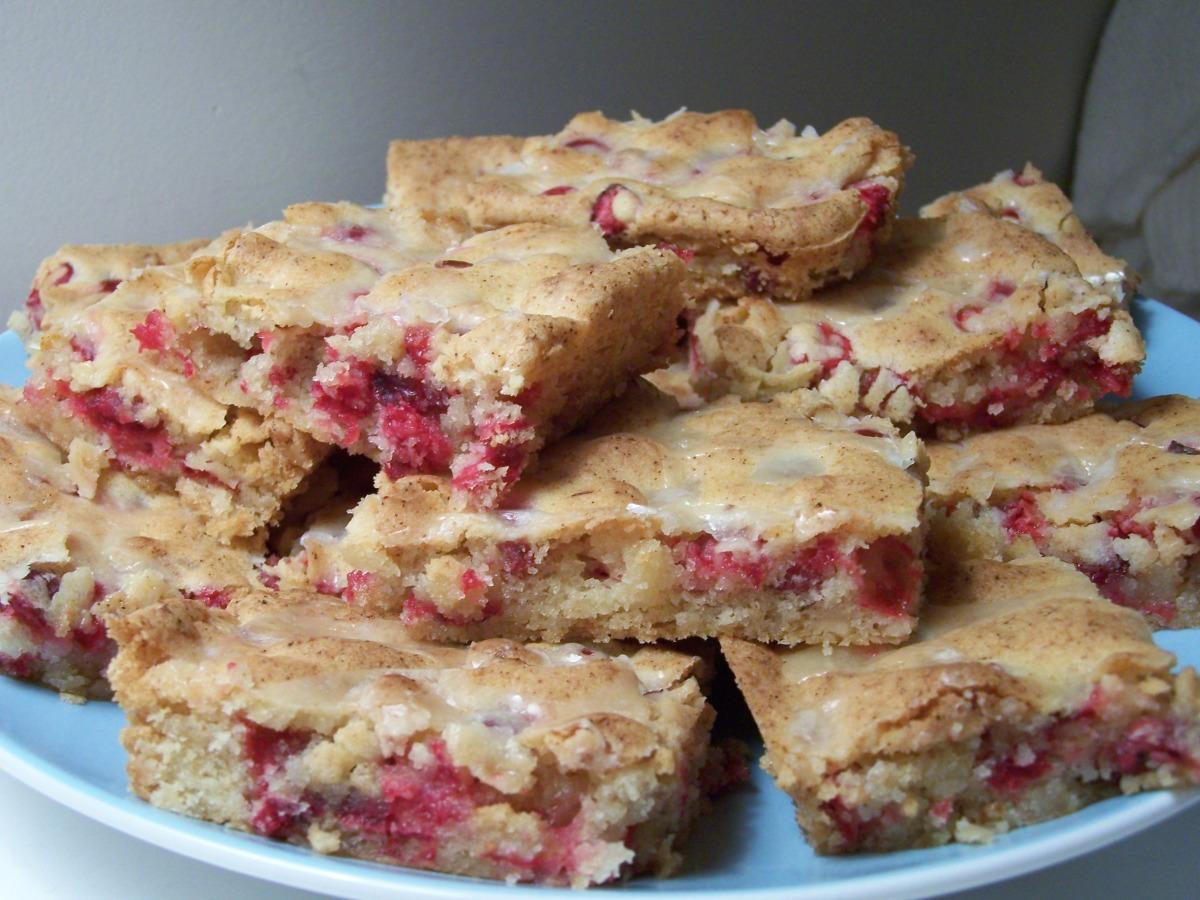 Cranberry Bars image