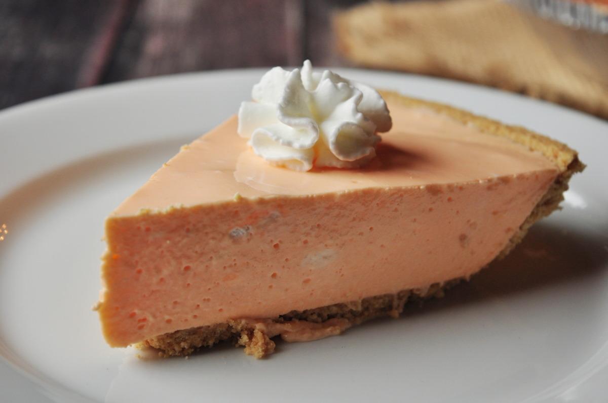 Orange Dreamsicle Pie image