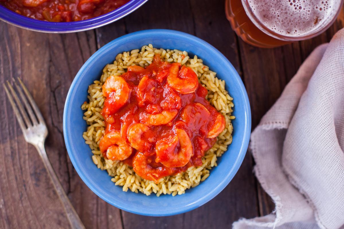 Authentic Shrimp Creole image