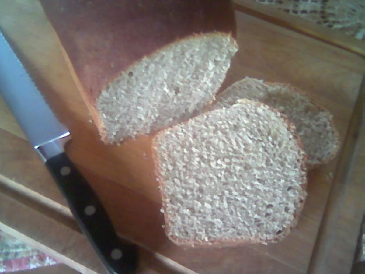 Banana Wheat Bread (Bread Machine) image