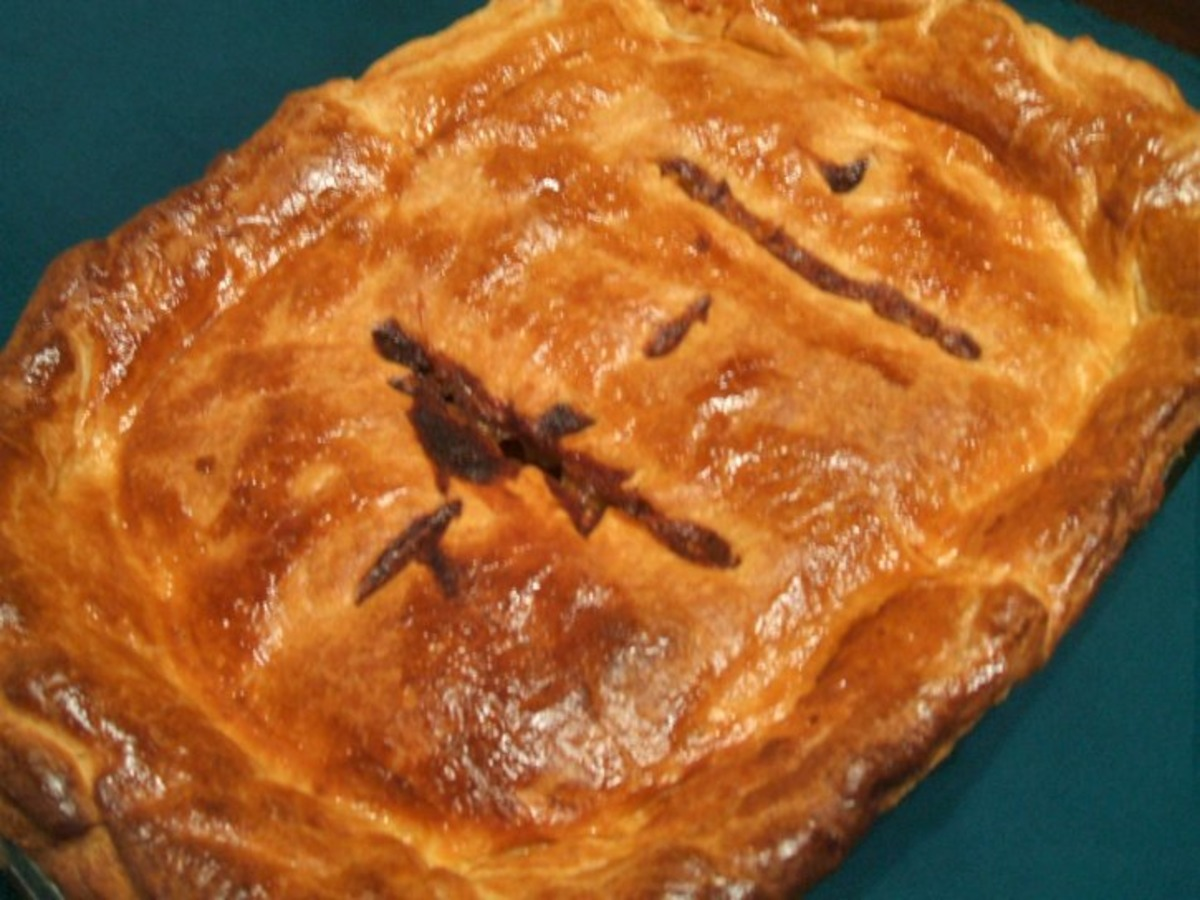 The Classic Steak and Kidney Pie image