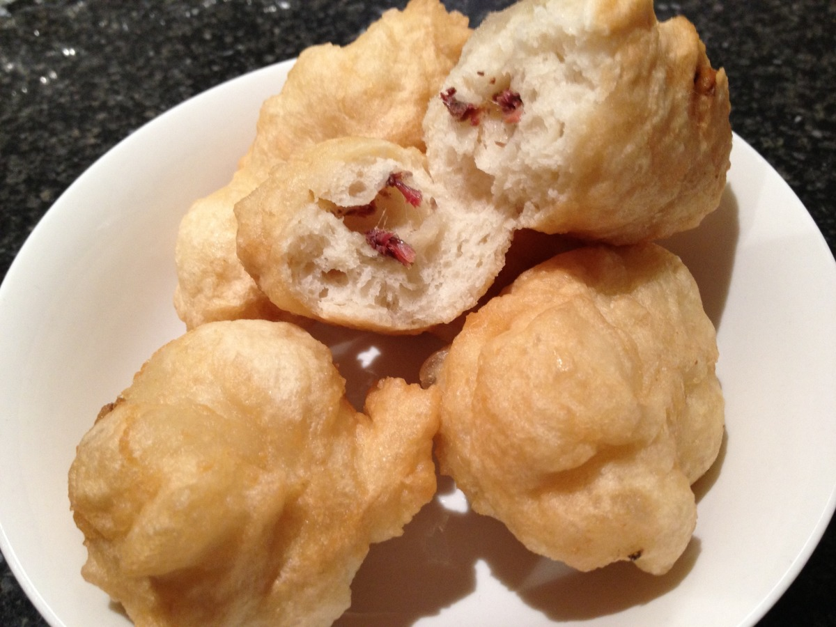 Zeppole With Anchovy Recipe Italian Food Com