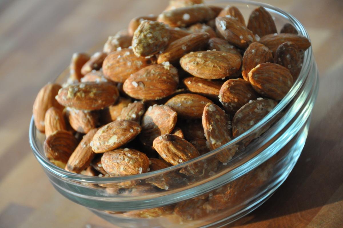 Wasabi Almonds Recipe - Food.com