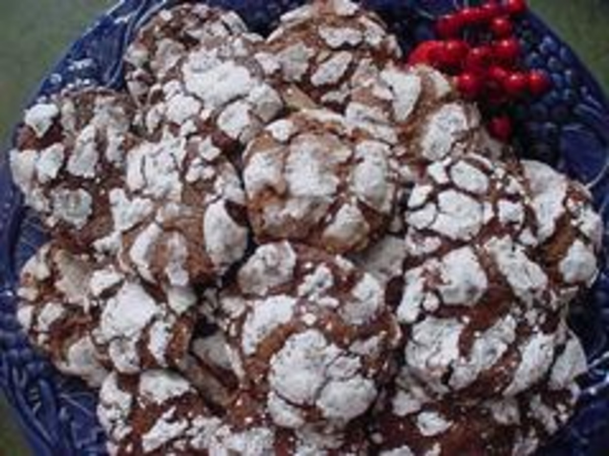 Top Rated Chocolate Crinkles image
