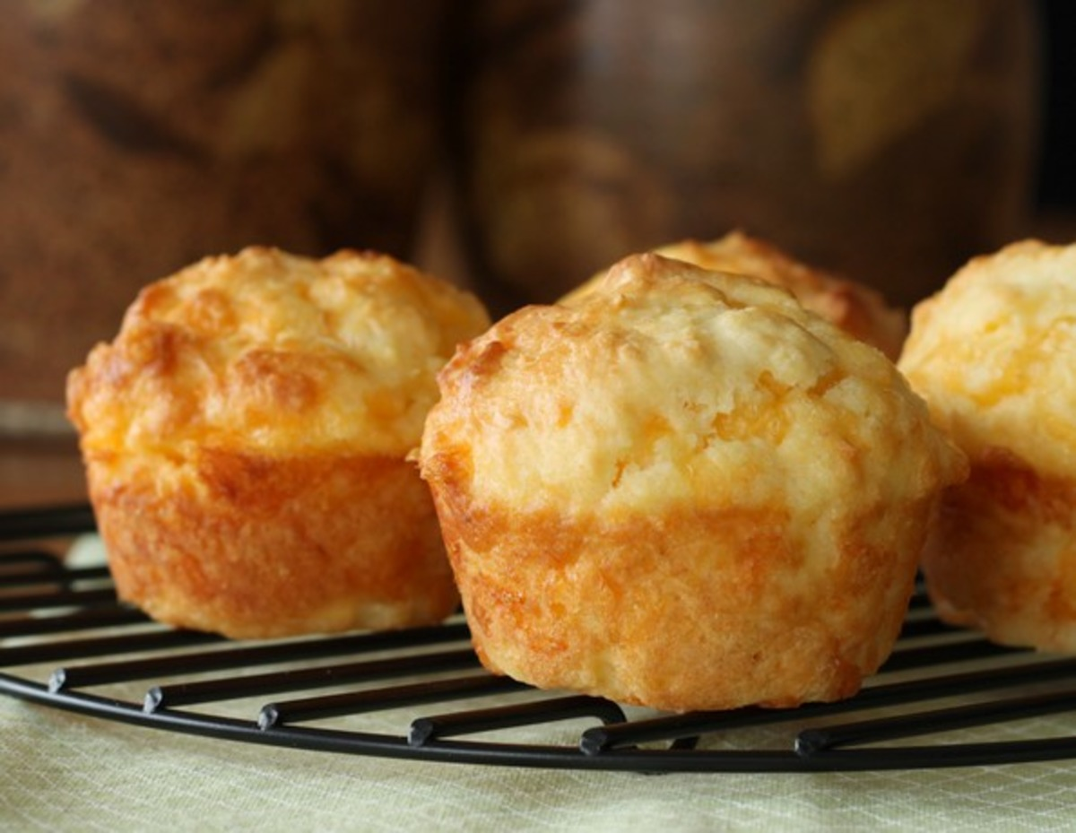 Cheese Muffins Recipe Food Com