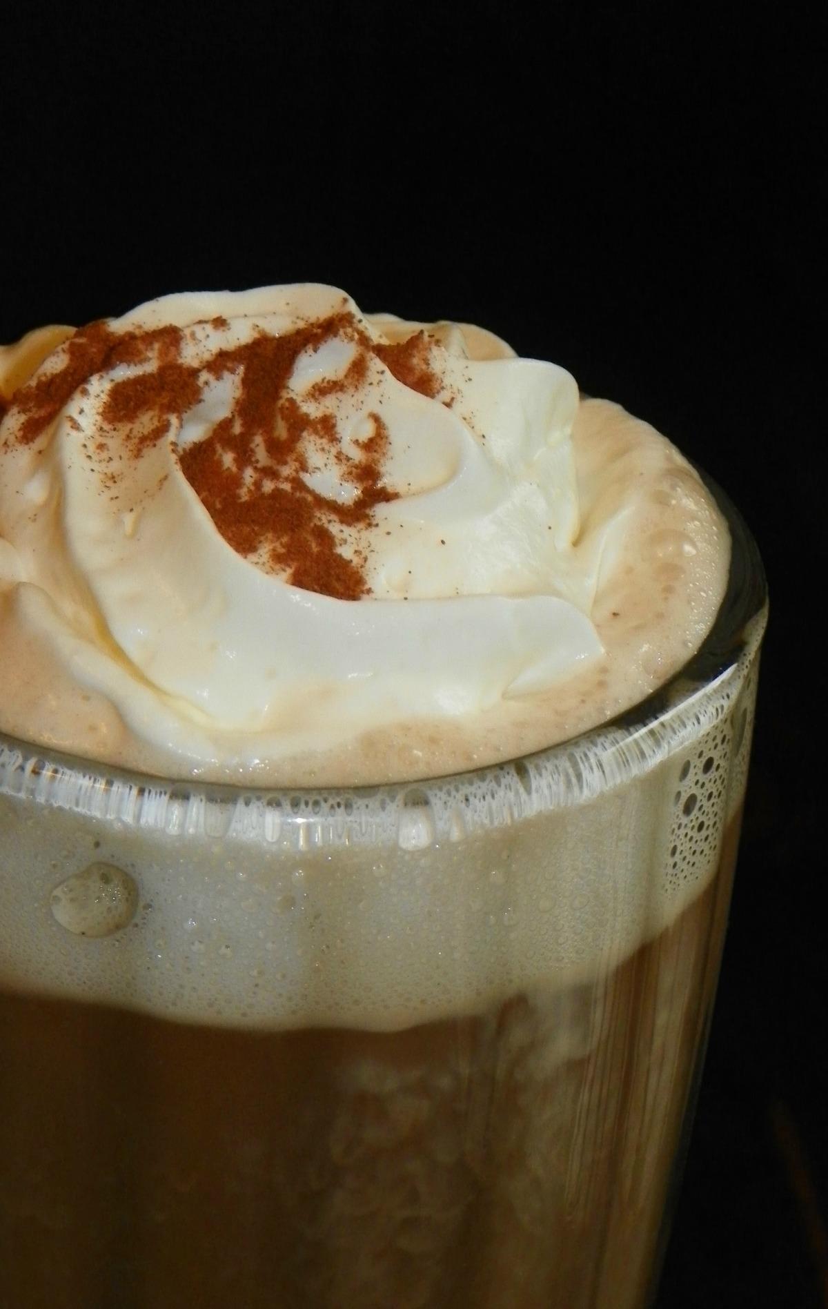 Creamy Hot Cocoa Coffee image