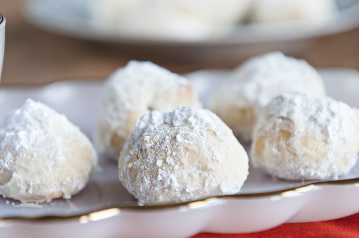 Traditional Mexican Wedding Cookies Recipe Food Com