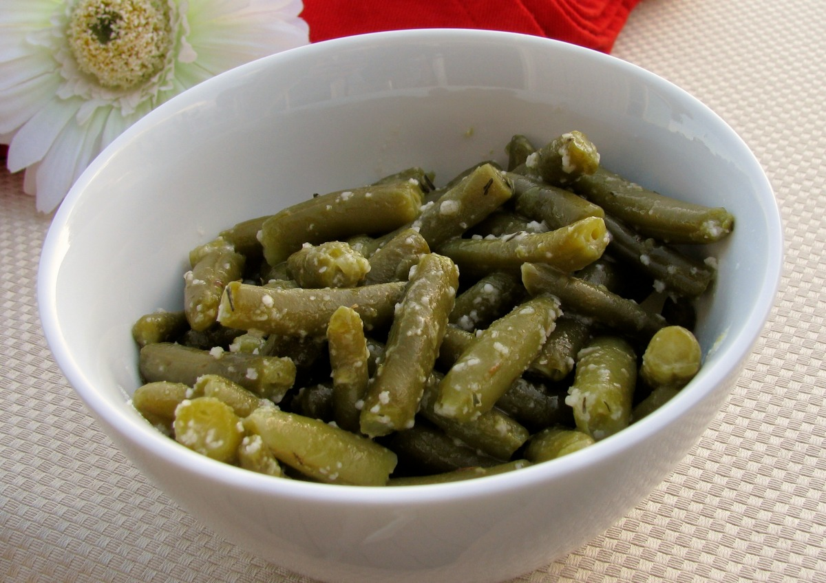 Green Beans from a Can That Don't Taste Like It! image