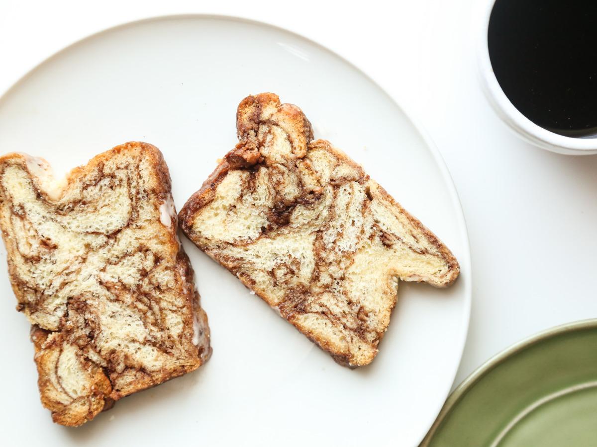 Cinnamon Swirled Apple Bread image