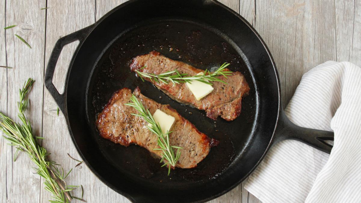 Broil a Perfect Steak