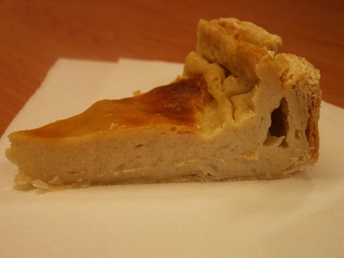 South African Milk Tart Traditional Recipe Food Com