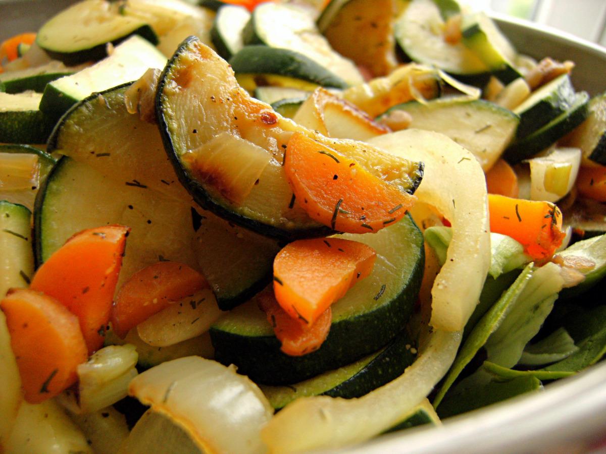 Dilled Zucchini image