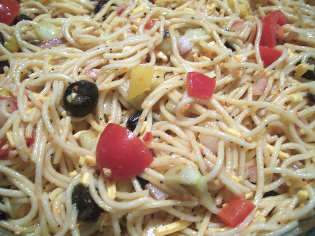 Spaghetti Salad image