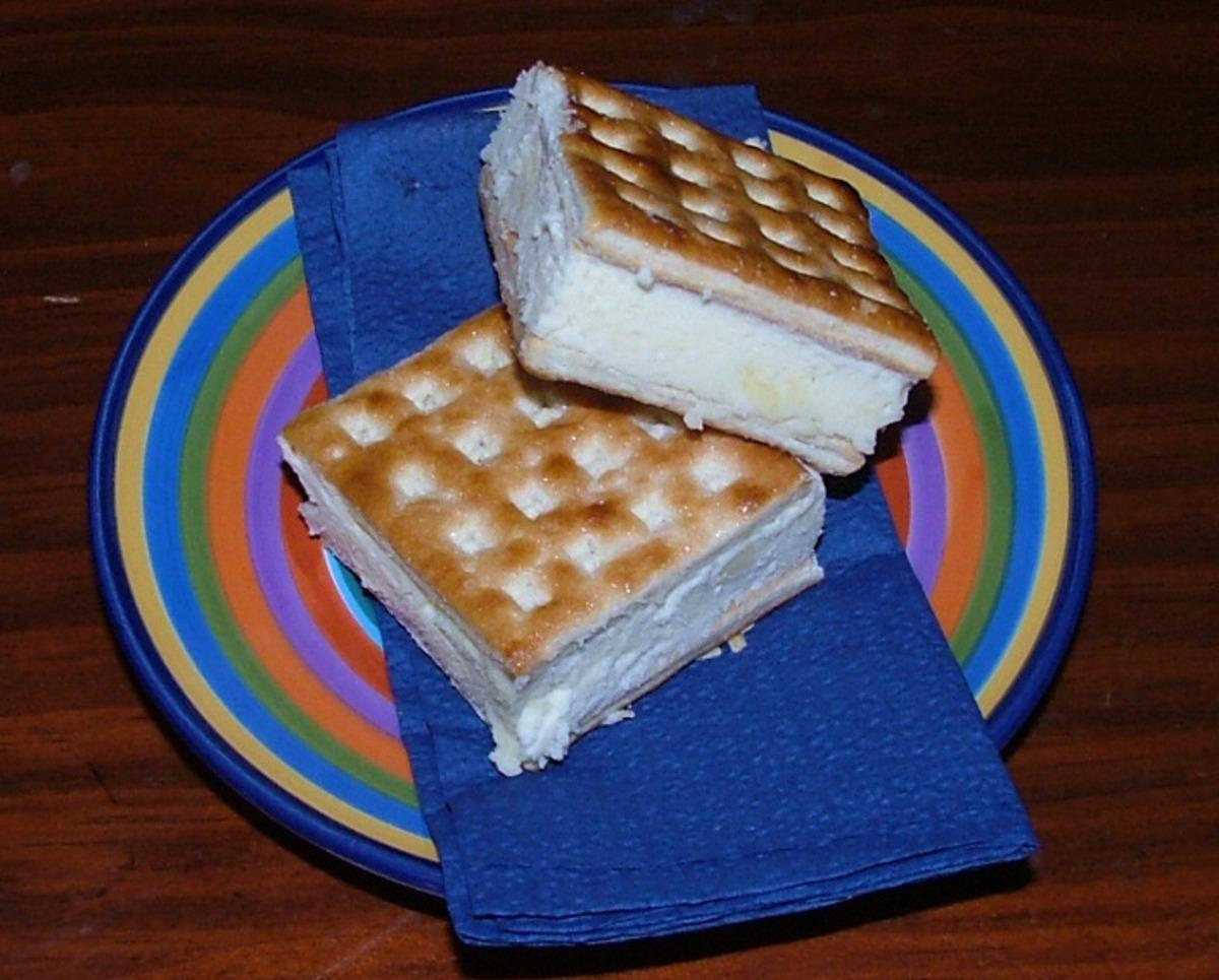 Lattice Biscuit Slice Recipe Food Com