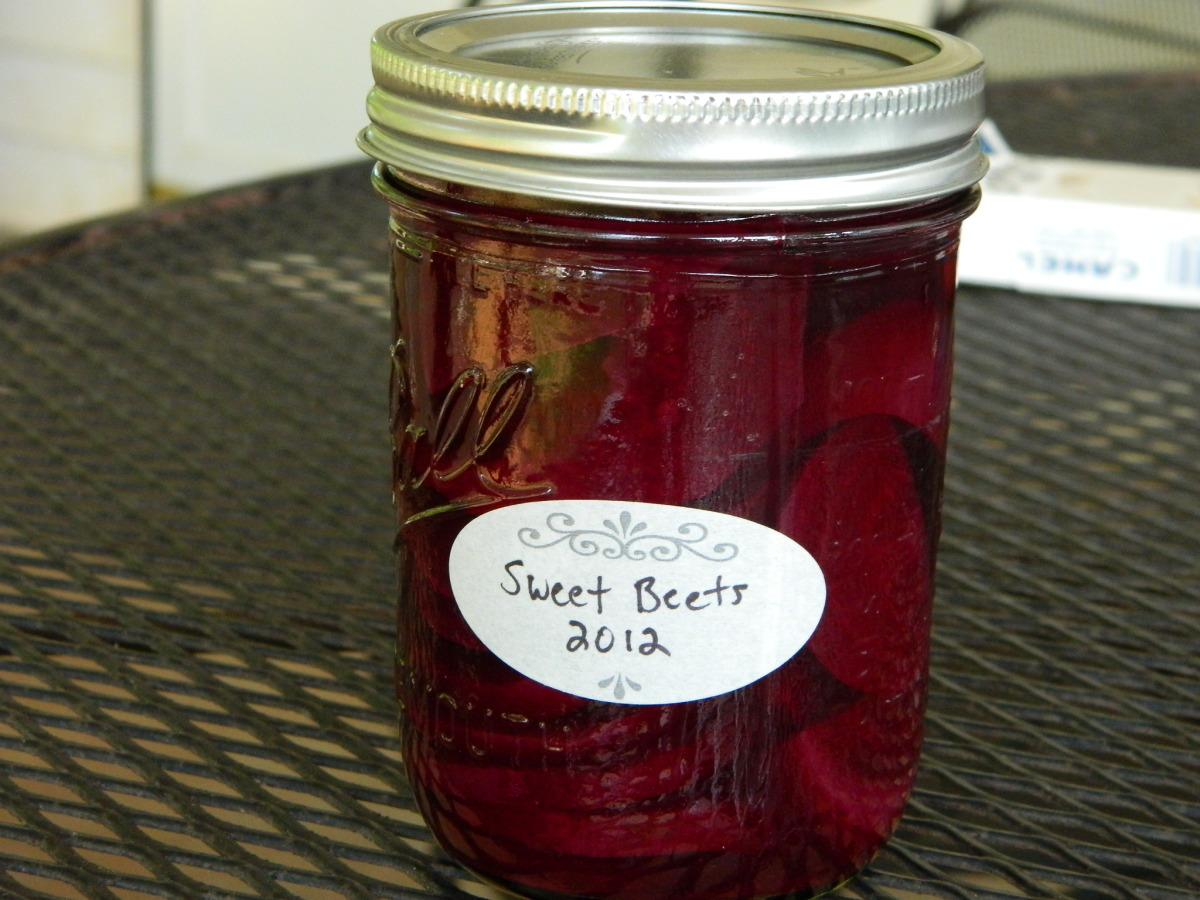 Pickled Beets (For Canning)_image