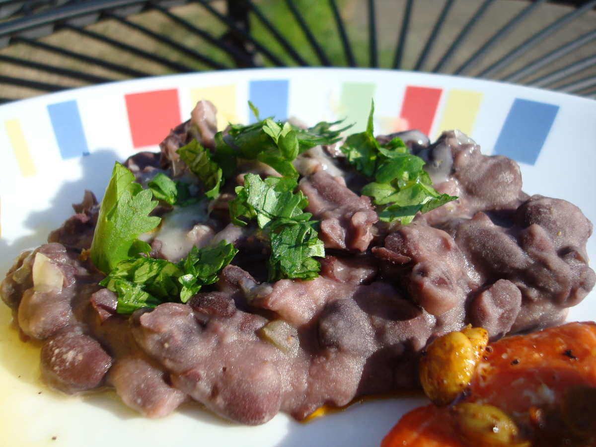 Mexican Black Beans_image