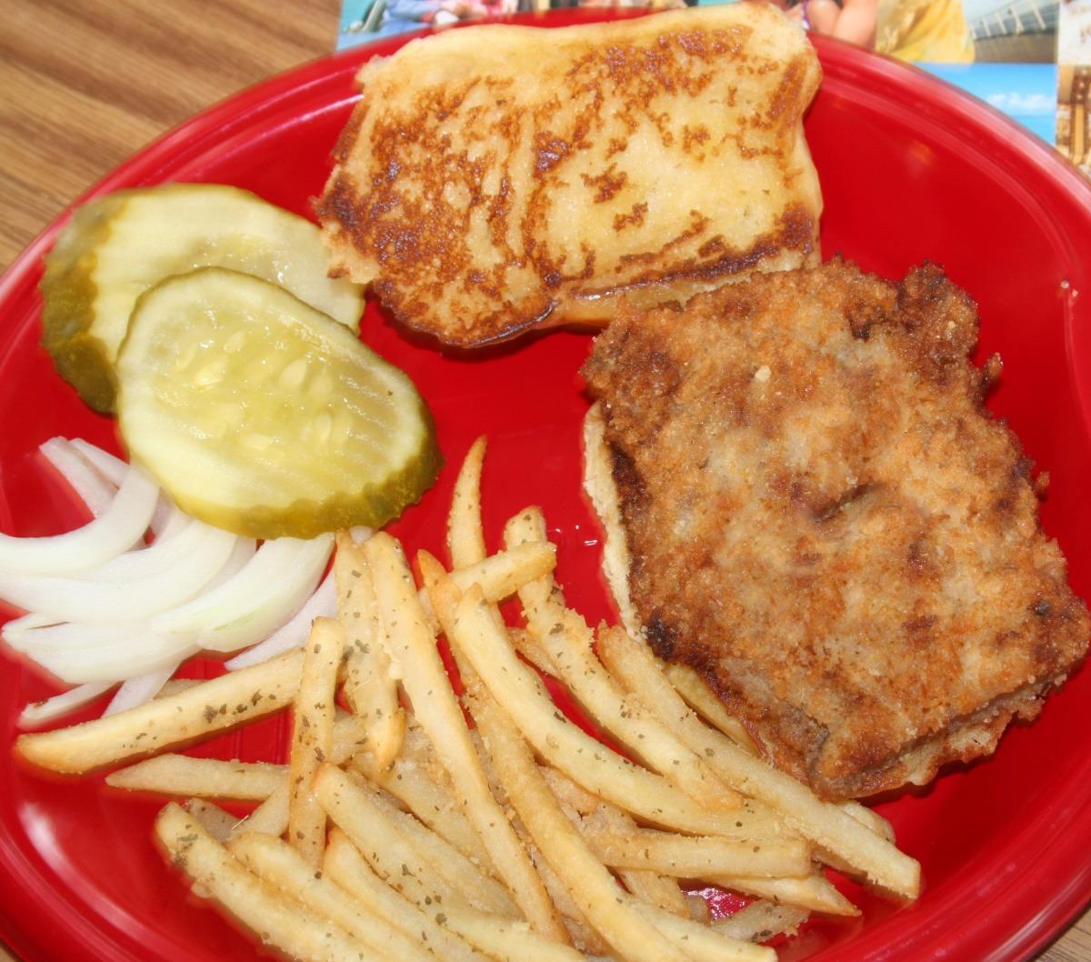 Fried Pork Tenderloin Sandwich (A Midwest Favorite)