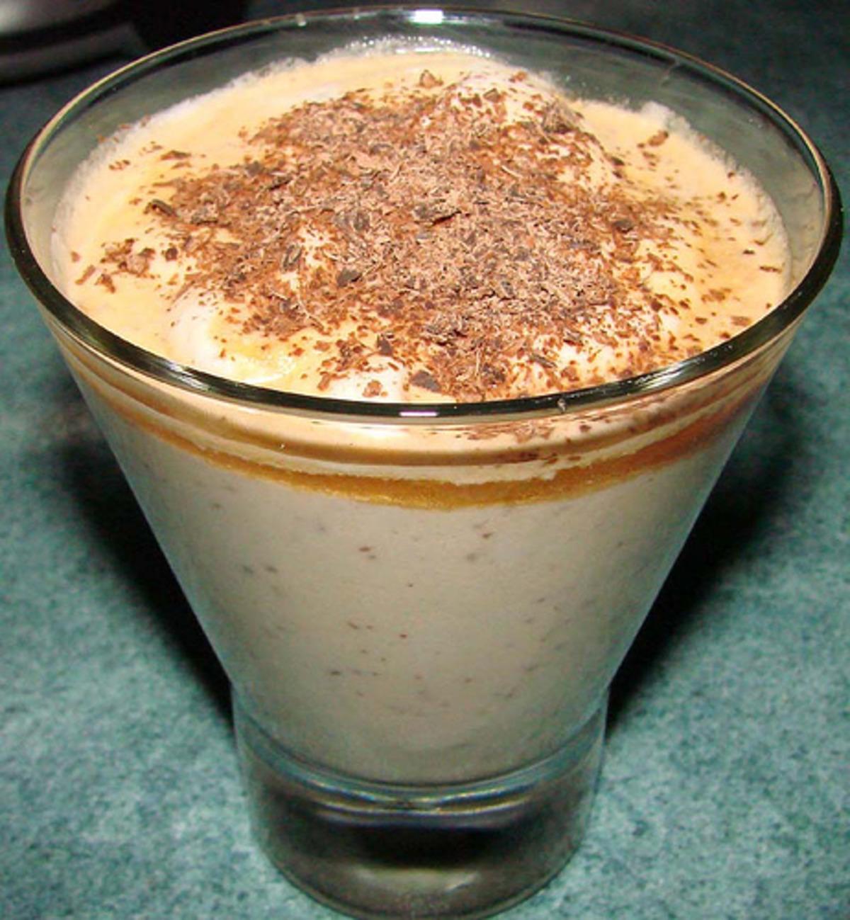 Coffee Ricotta Creams image