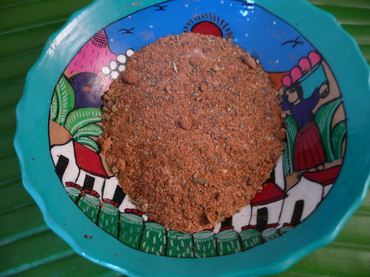 The Best Creole/Cajun Seasoning Mix image