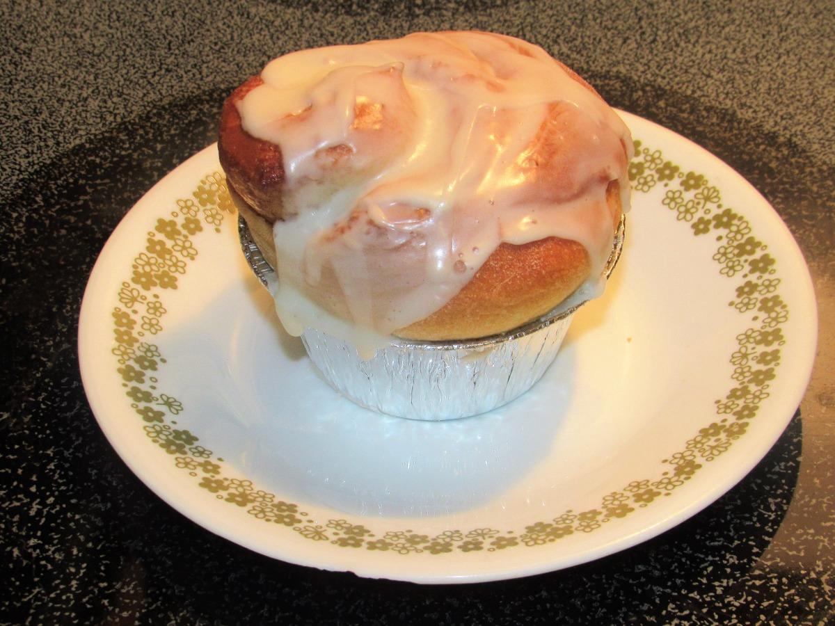Easy Cinnamon Buns (Bread Machine) image