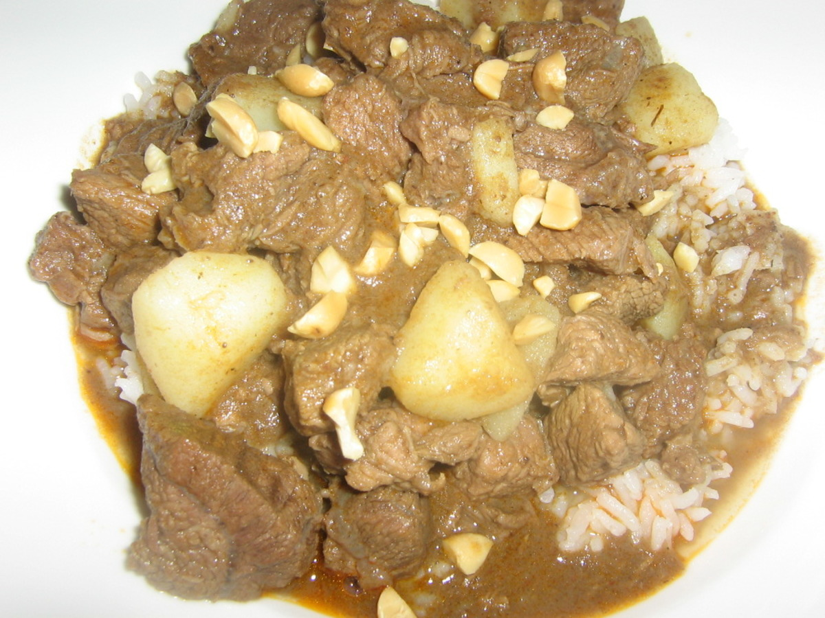 Thai Beef Massaman Curry Recipe Food Com
