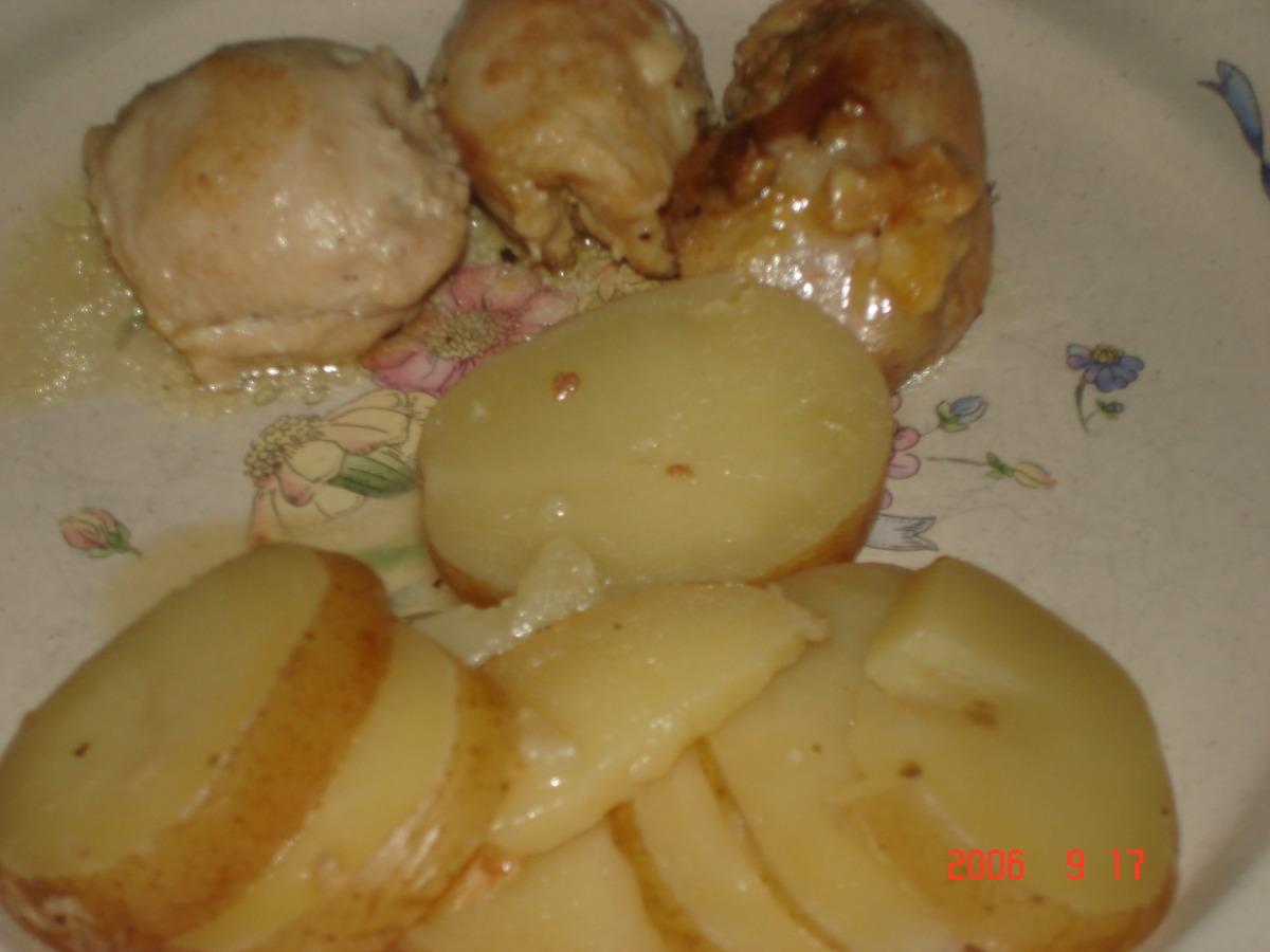 Crock Pot Chicken and Potatoes image