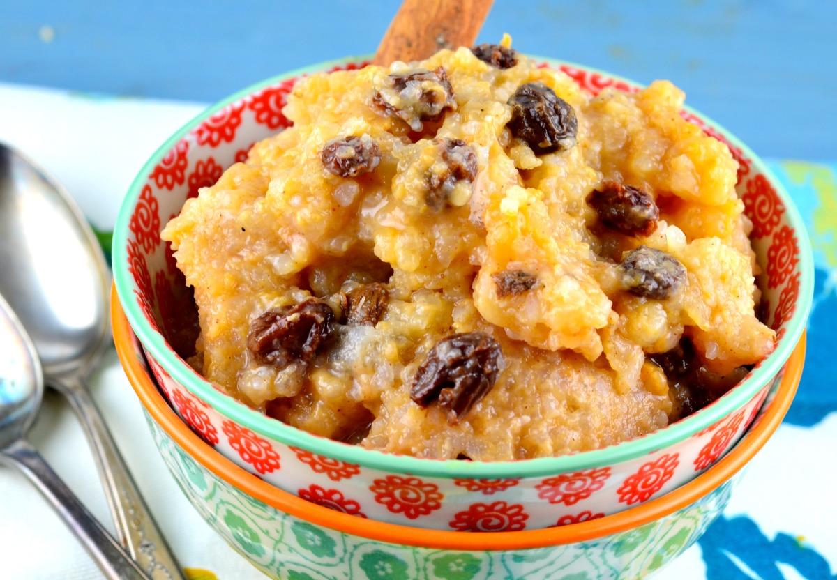 Crock Pot Rice Pudding image