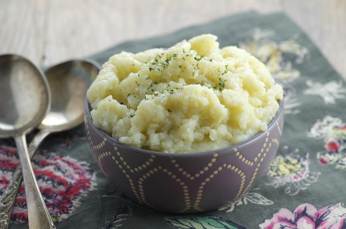 Honey-Creamed Turnips