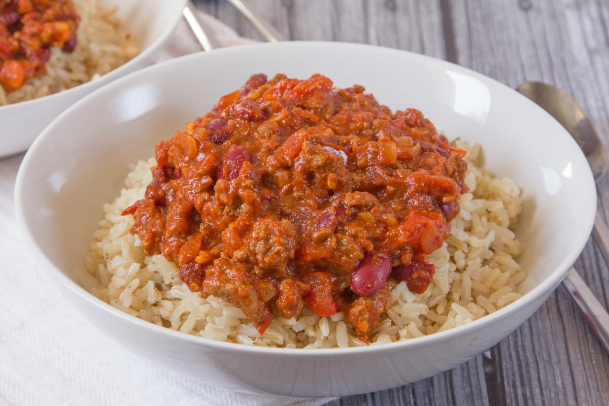 Simple Chili Recipe Food Com