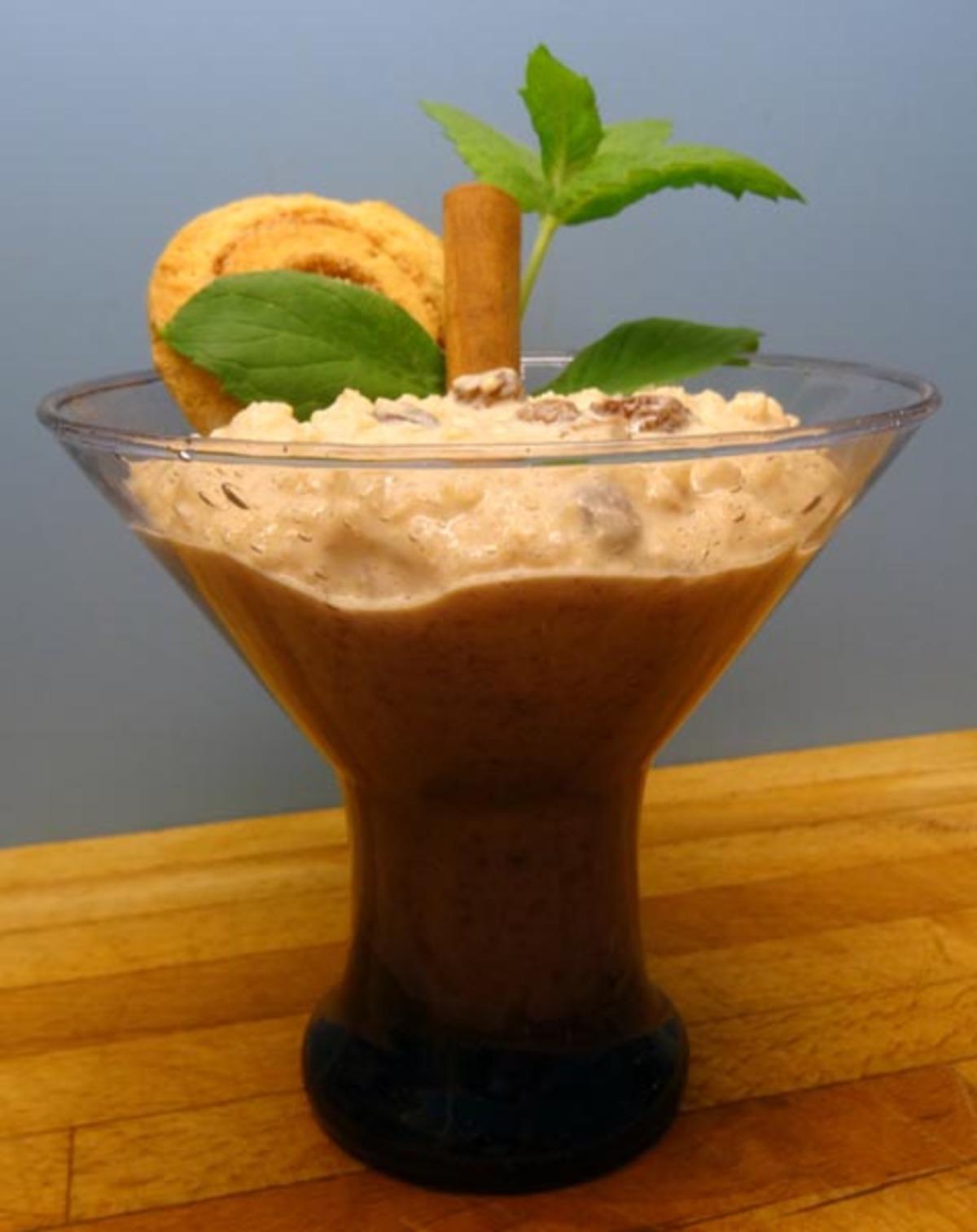 Creamy Crock Pot Rice Pudding image