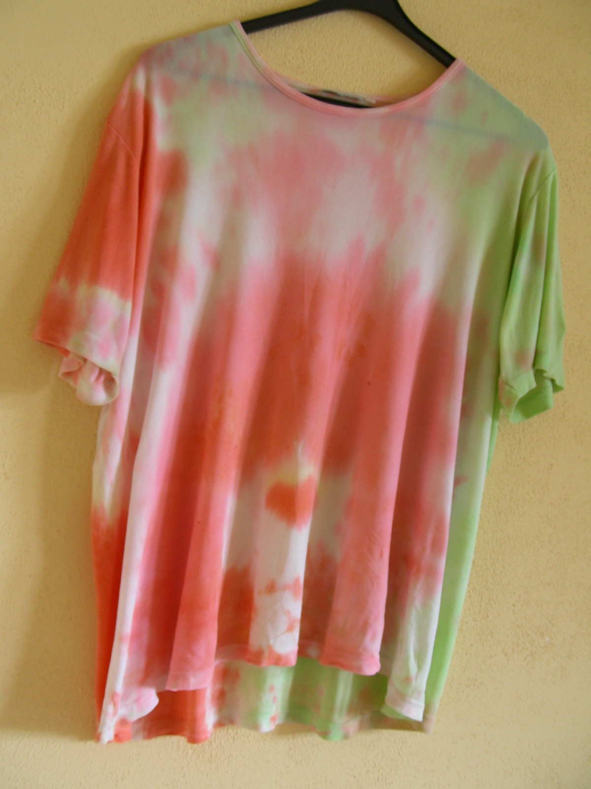 49b305053ccf Kool Aid Tie Dyed T-Shirts Recipe - Genius Kitchen