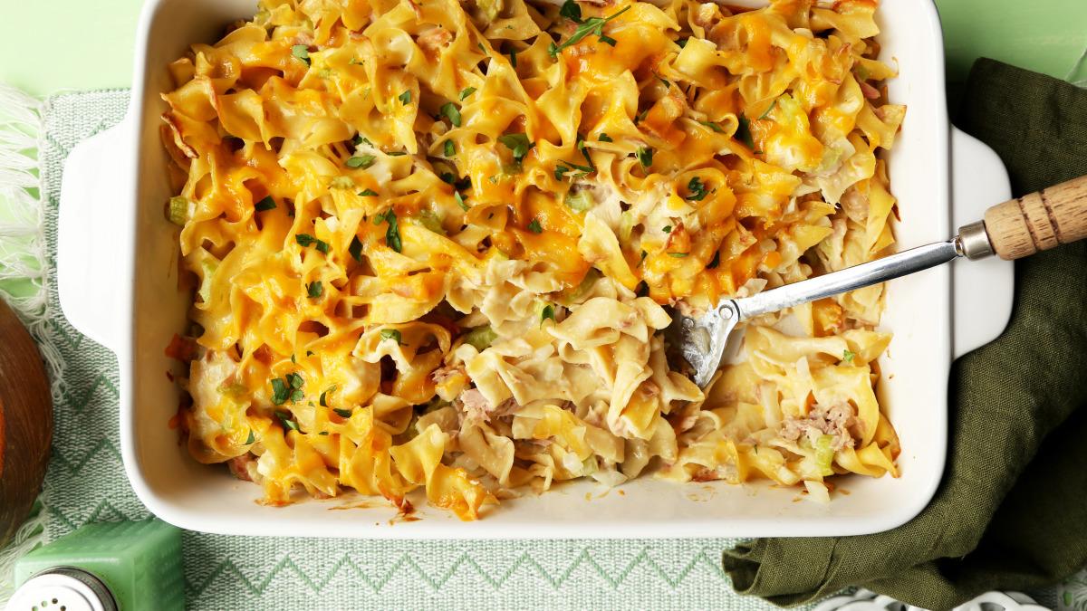 Best Ever Tuna Noodle Casserole_image